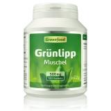 Grünlipp-Muschel, 500 mg 120 Kapseln