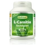 L-Carnitin, 500 mg 120 Kapseln