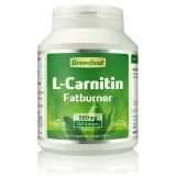L-Carnitin, 500mg 120 Kapseln