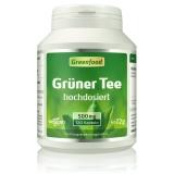 Grüner Tee Extrakt, 500 mg 120 Kapseln