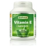 Vitamin E, 200 iE 120 Kapseln