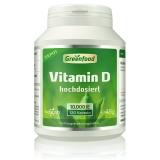 Vitamin D, 10000 IE 120 Kapseln