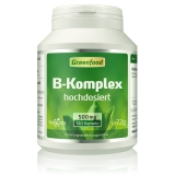 Vitamin B-Komplex 50 120 Kapseln