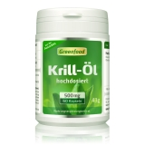 Krill-Öl, 500 mg 60 Kapseln