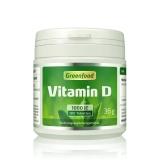 Vitamin D3, 1000 iE 180 Tabletten