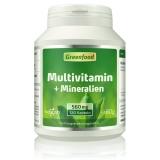 Multivitamin + Mineralien 120 Kapseln
