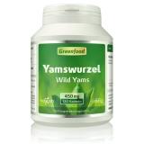 Yamswurzel, 450 mg 120 Kapseln