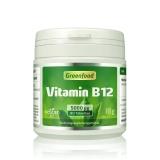 Vitamin B12, 5000µg 90 Tabletten