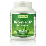 Vitamin B2, 250mg 180 Kapseln
