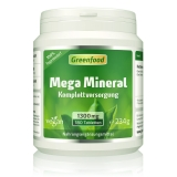 Mega Mineral 180 Tabletten