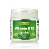 Vitamin B12, 500 µg 180 Tabletten