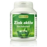 Zink aktiv, Depot, 50mg 180 Tabletten