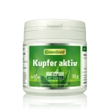 Kupfer aktiv, 2 mg 180 Tabletten