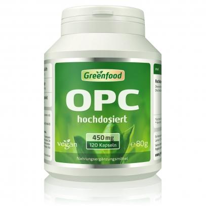 OPC, 450 mg 120 Kapseln