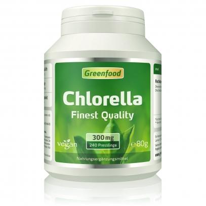 Chlorella, 300 mg 240 Presslinge