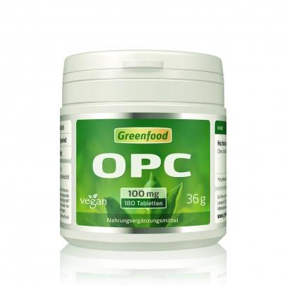 OPC, 100 mg 180 Tabletten