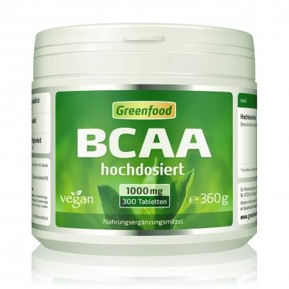 BCAA, 1000 mg 300 Tabletten