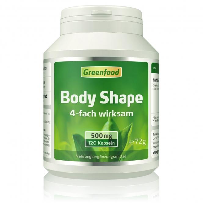 Body Shape 120 Kapseln, hochdosiert